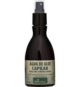 LIVE ALOE ÁGUA DE ALOE CAPILAR 210ML