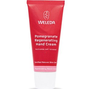 WELEDA POMEGRANATE REGENERATING HAND CREAM 50ML - CREME DE MÃOS