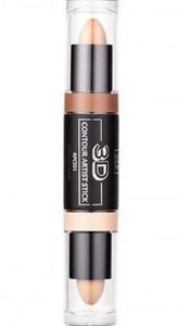 KISS NEW YORK RK 3D Contour Artist Stick DUO