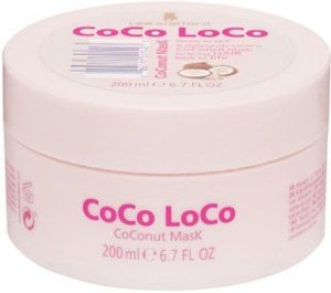 LEE STAFFORD COCO LOCO COCONUT MASK 200ML - MÁSCARA