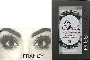 MISS FRANDY Cílios Postiços C16 0925