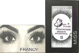 MISS FRANDY Cílios Postiços C16 0924