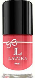 LATIKA ESMALTE CORAL PAPAYA 10ML