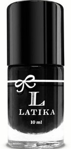 LATIKA ESMALTE PRETO BLACK SUGAR 10ML