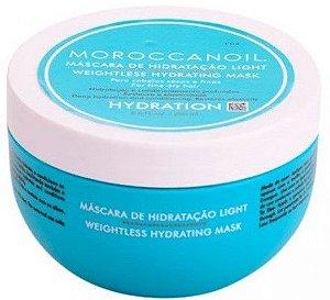 MOROCCANOIL Hydration Máscara de Hidratação Light 250ml