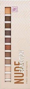 KISS NEW YORK RK Effect Shadow Palette Nude Seduction