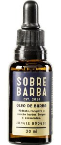 SOBREBARBA Óleo de Barba Jungle Boogie 30ml