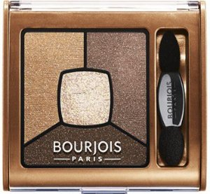BOURJOIS Quad Eyeshadow Smoky Stories 06 Upside Brown