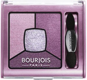 BOURJOIS Quad Eyeshadow Smoky Stories 07 In Mauve Again