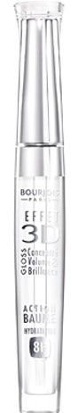 BOURJOIS Effet 3D Gloss 18 Transparent Oniric