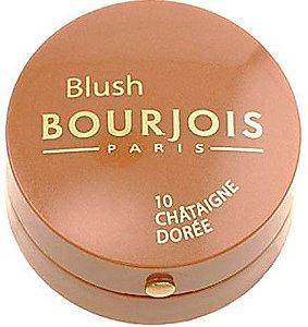BOURJOIS Little Round Pot Blush 10 Châtaigne Dorée
