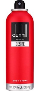 DUNHILL Desired Red Body Spray 195ml
