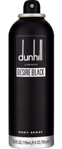 DUNHILL Desire Black Body Spray 195ml