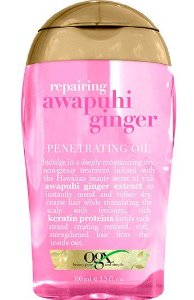 ORGANIX Repairing Awapuhi Ginger Penetrating Oil 100ml