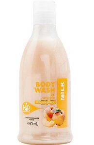 NIR Body Wash Silk Whisper 490ml