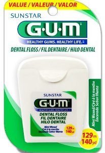 GUM Dental Floss c/129m