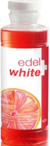 EDEL WHITE Fresh+Protect Antisséptico Bucal 400ml