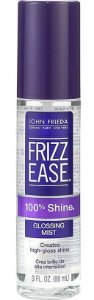 JOHN FRIEDA Frizz Ease 100% Shine Glossing Mist Spray 88ml