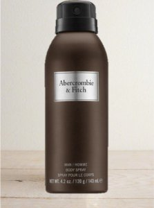 ABERCROMBIE & FITCH First Instinct Body Spray 143ml