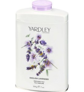 YARDLEY OF LONDON Talco Perfumado English Lavender 200g