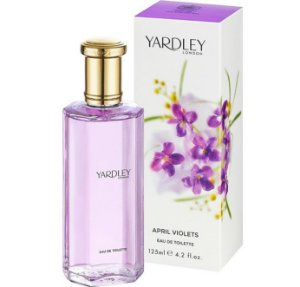 YARDLEY OF LONDON April Violets EAU De Toilette 125ml
