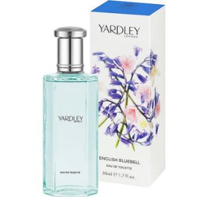 YARDLEY OF LONDON English Bluebell EAU De Toilette 125ml