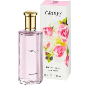 YARDLEY OF LONDON English Rose EAU De Toilette 125ml