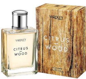 YARDLEY OF LONDON Citrus Wood EAU De Toilette 50ml