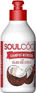 RETRÔ COSMÉTICOS Soul Côco Shampoo Nutritivo 300ml