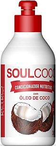 RETRÔ COSMÉTICOS Soul Côco Condicionador Nutritivo 300ml