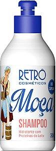 RETRÔ COSMÉTICOS Moça Shampoo 300ml