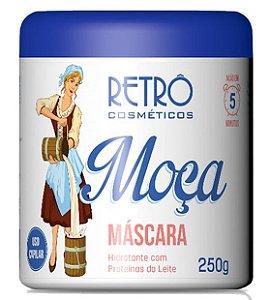 RETRÔ COSMÉTICOS Moça Máscara Hidratante 250gr