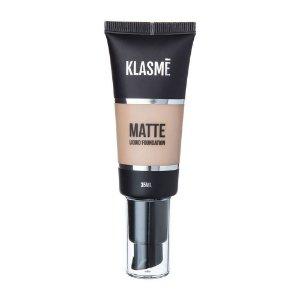 KLASME Matte Liquid Foundation F001