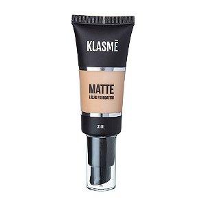 KLASME Matte Liquid Foundation F002