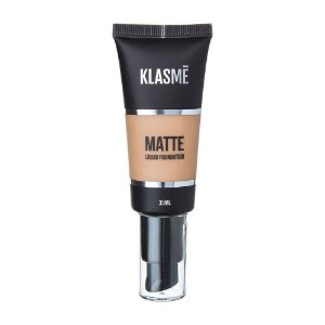 KLASME Matte Liquid Foundation F004