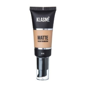 KLASME Matte Liquid Foundation F005