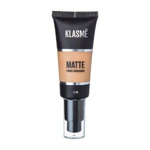 KLASME Matte Liquid Foundation F006