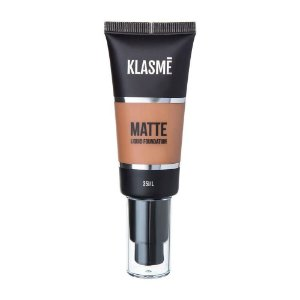 KLASME Matte Liquid Foundation F008