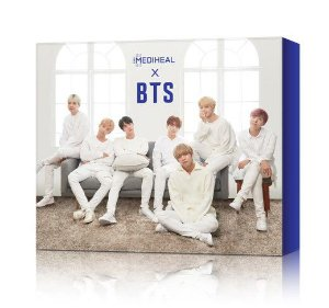 MEDIHEAL X BTS N.M.F Aquaring 5un + Teatree Care Solution 5un