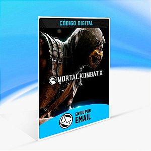 Mortal Kombat X para PC - Steam
