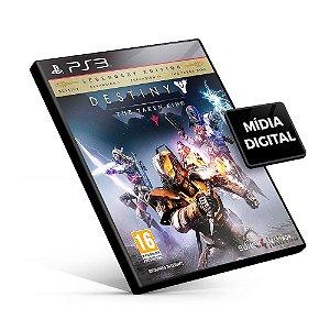 Destiny: The Taken King Edição Lendária - PS3 Mídia Digital