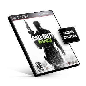 Call Of Duty Modern Warfare 3 - PS3 Mídia Digital