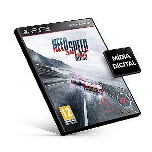 Need For Speed Rivals - PS3 Mídia Digital