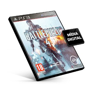 Battlefield 4 - PS3 Mídia Digital