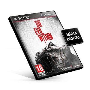 The Evil Whitin - PS3 Mídia Digital