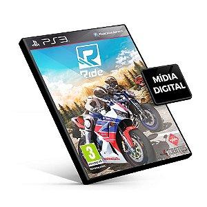 Ride - PS3 Mídia Digital