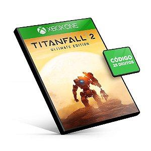 Titanfall 2 Edição Ultimate - Xbox One - Código 25 Dígitos