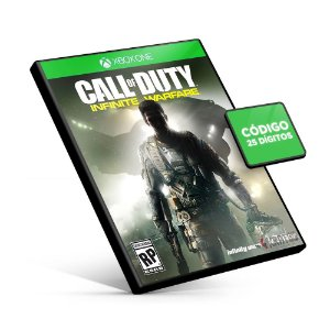 Call of Duty®: Infinite Warfare - Xbox One - Código 25 Dígitos