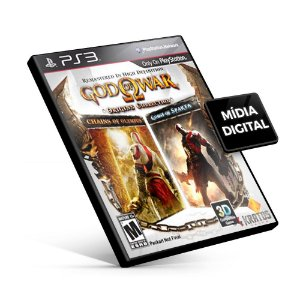 God of War®: Origins Collection - PS3 Mídia Digital