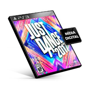Just Dance 2017 - PS3 Mídia Digital